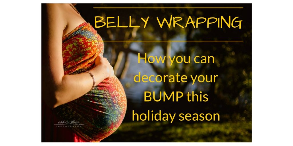 belly wrapping during pregnancy
