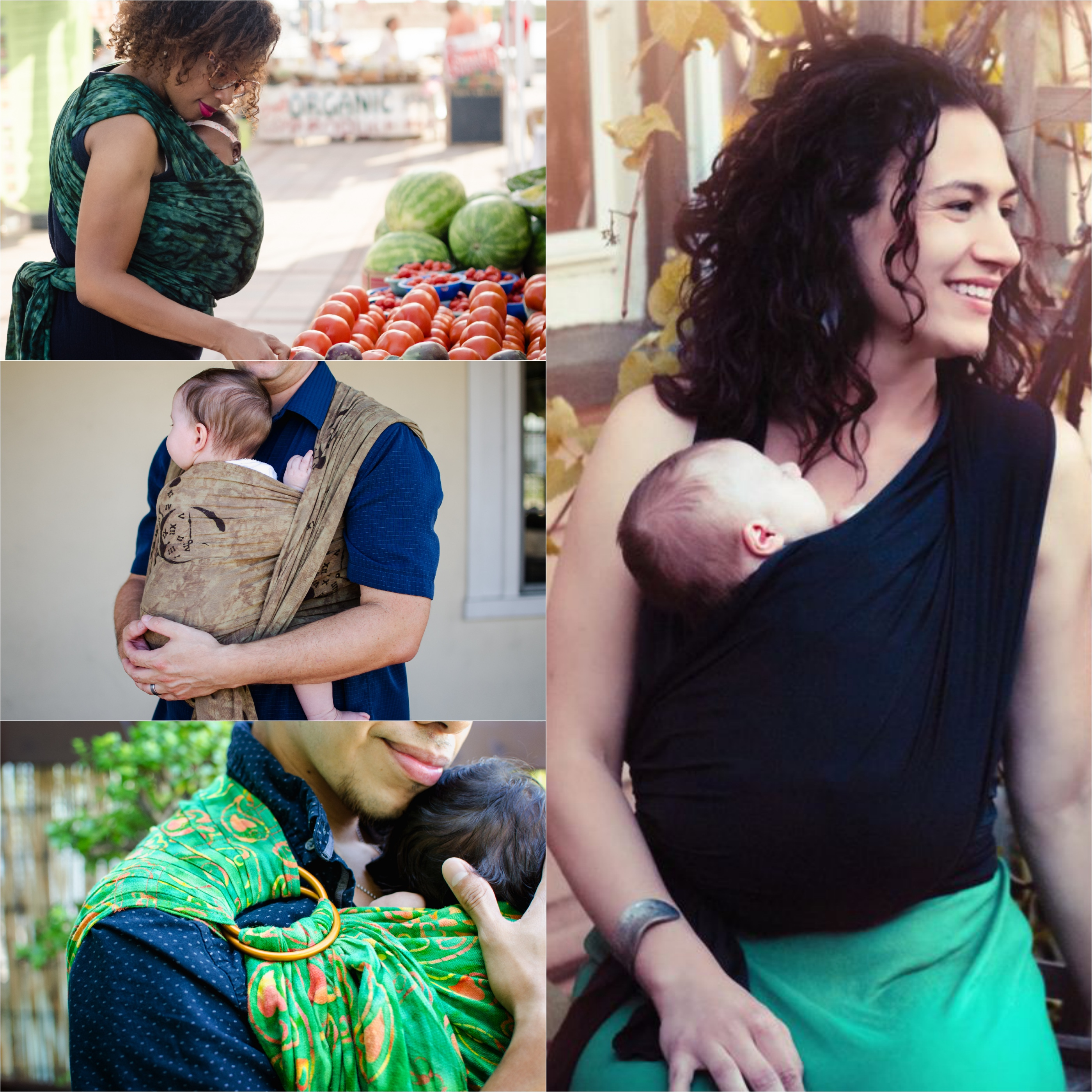 56c898524e0 Wrapsody Baby Carrier Baby Wearing Wraps   Ring Slings