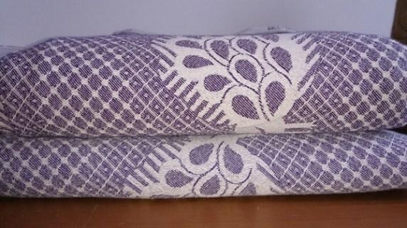 Pfau violett - jubi