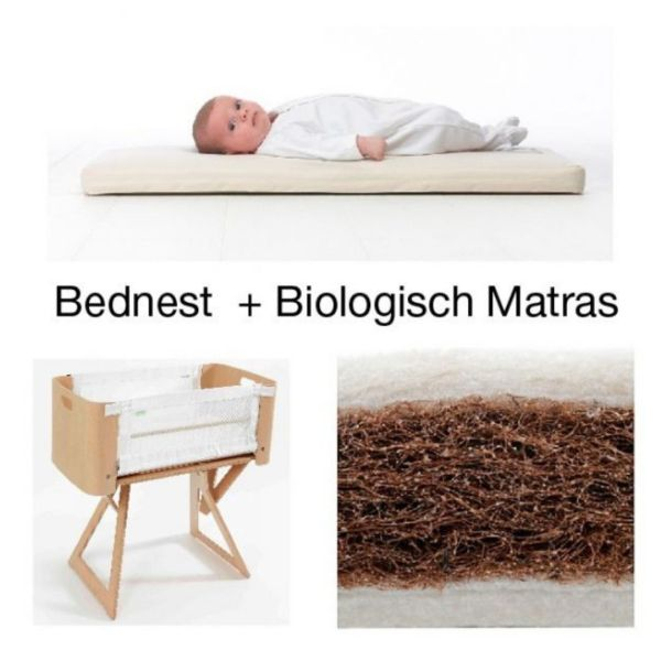 co-sleeper bednest biologisch