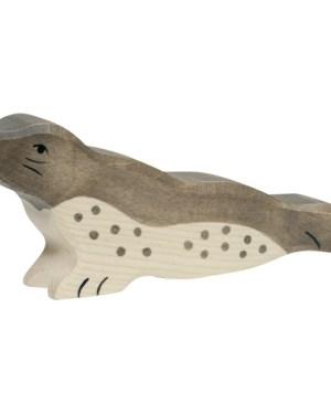 holztiger zeehond