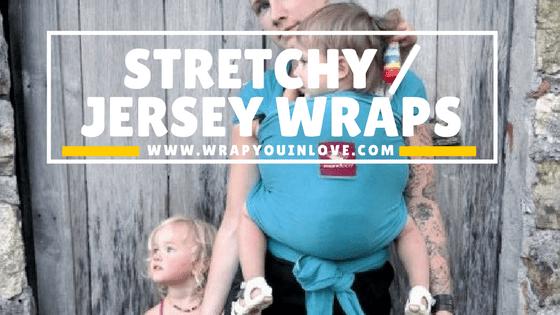 Babywearing basics: stretchy / jersey wraps