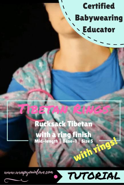 Rucksack Tibetan with sling rings + hipscoot Image