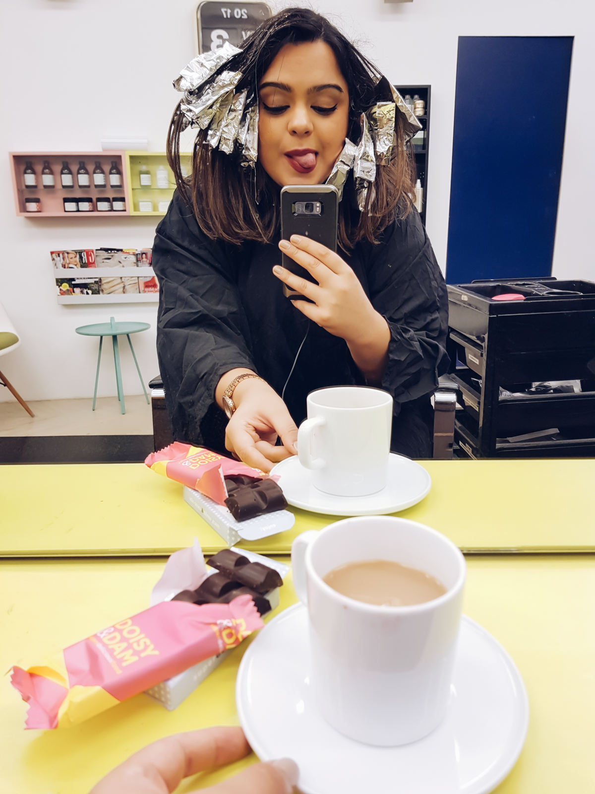 Japanese Hairdresser Covent Garden: Balayage In London At The Lounge Soho