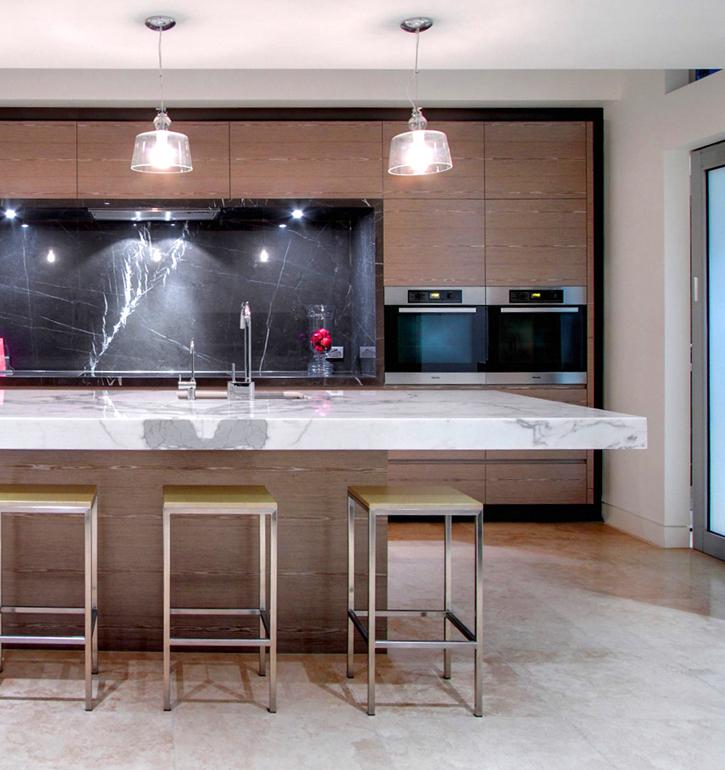 Kitchen Countertop Wraps - Wrap Zone Dubai