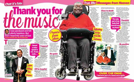 Thank you for the music - Chat magazine