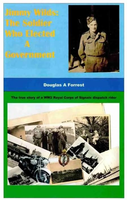 Jimmy Wilds by Douglas Forrest