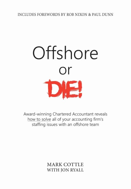 Offshore or Die! by Mark Cottle with Jon Ryall
