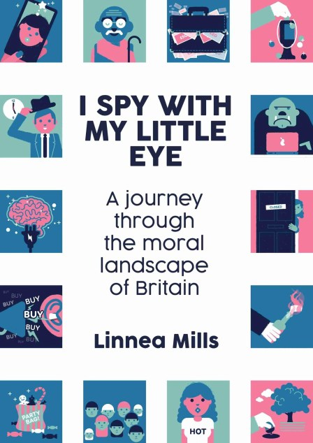 I Spy With My Little Eye by Linnea Mills