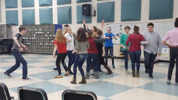 PHOTOS: High School Students Participate in Improvisation ...