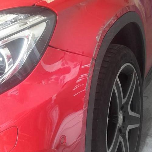 Car Body Repair Grimsby - Before