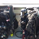 Mine and Aleksey's rebreathers