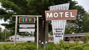 Curley's Motel in Paradise, MI