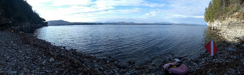 Thompson's Point Lake Champlain