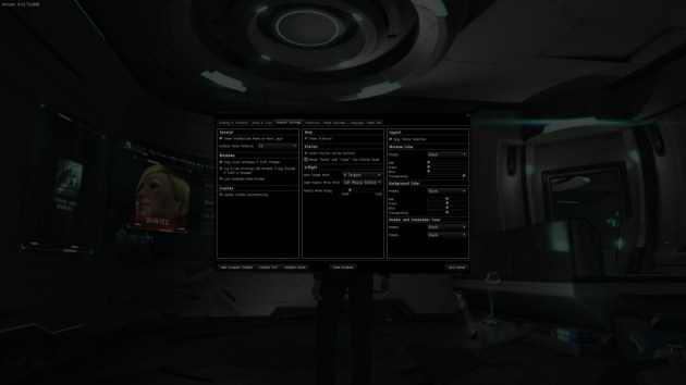 It's worth the time to become familiar with the settings available within Eve.
