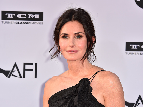 Image result for Courteney Cox  new photo shoots 2020