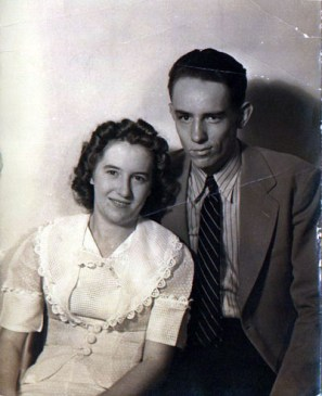 Susan Louise Bailey Dickson and Robert Harrison Dickson Jr, 1940