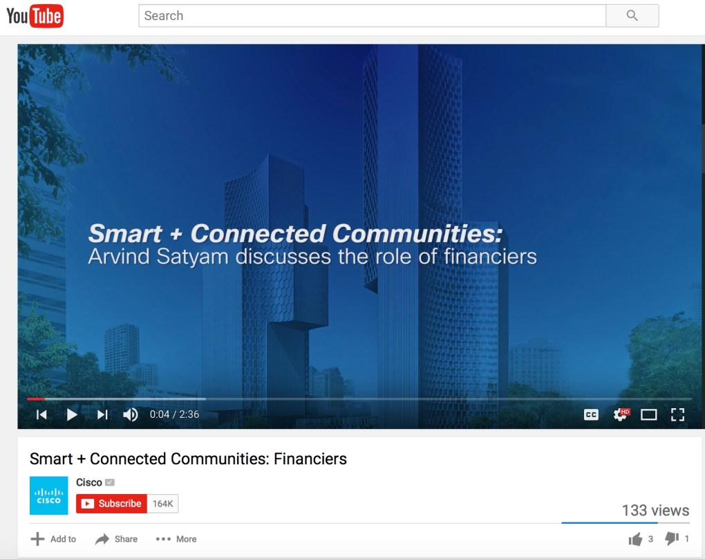 Cisco Financiers