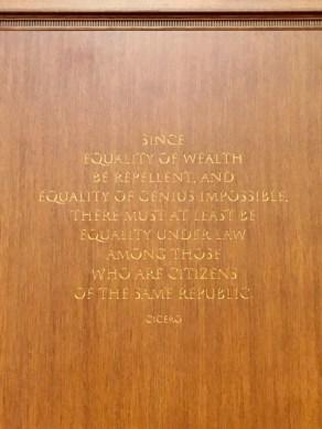 Cicero Equaity