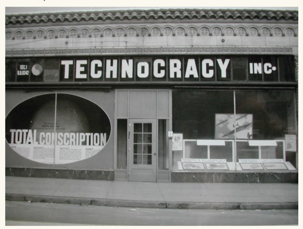 Technocracy Inc