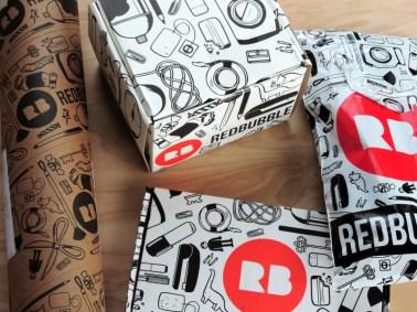 Super cool packaging!