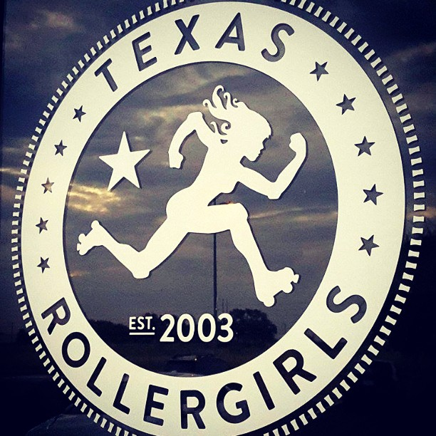 We're performing the final half-time show Saturday for the Texas Rollergirls on behalf of Brass Ovaries! We put together a great piece in the last week and are super excited to put it on!