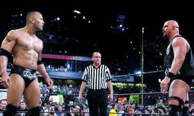 Rock vs Austin III Wrestlemania XIX