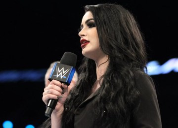 Paige no WWE SmackDown