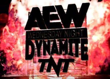 AEW com o desenho do Nitro