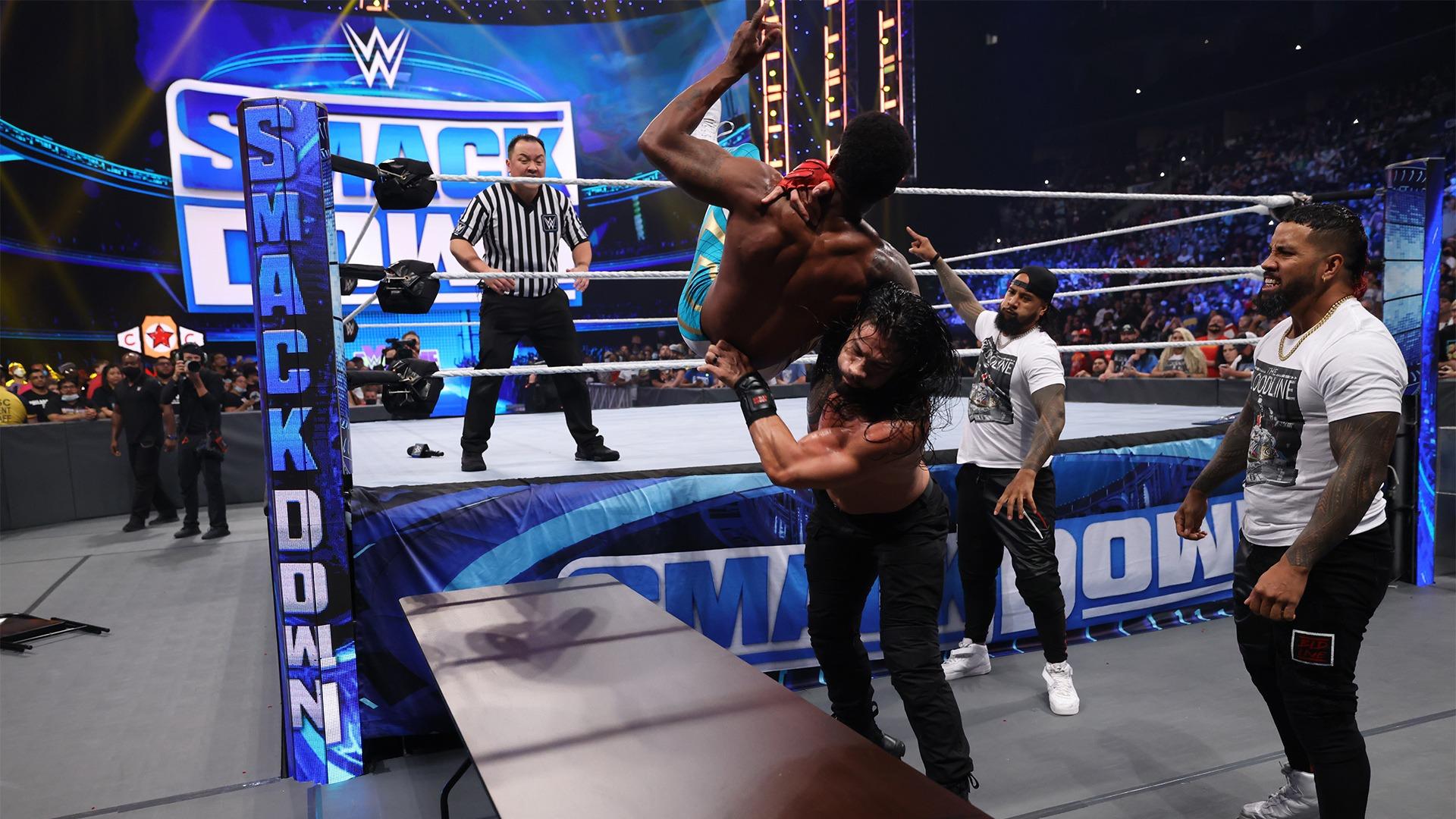 A relação da WWE com a FOX NÃO está tensa