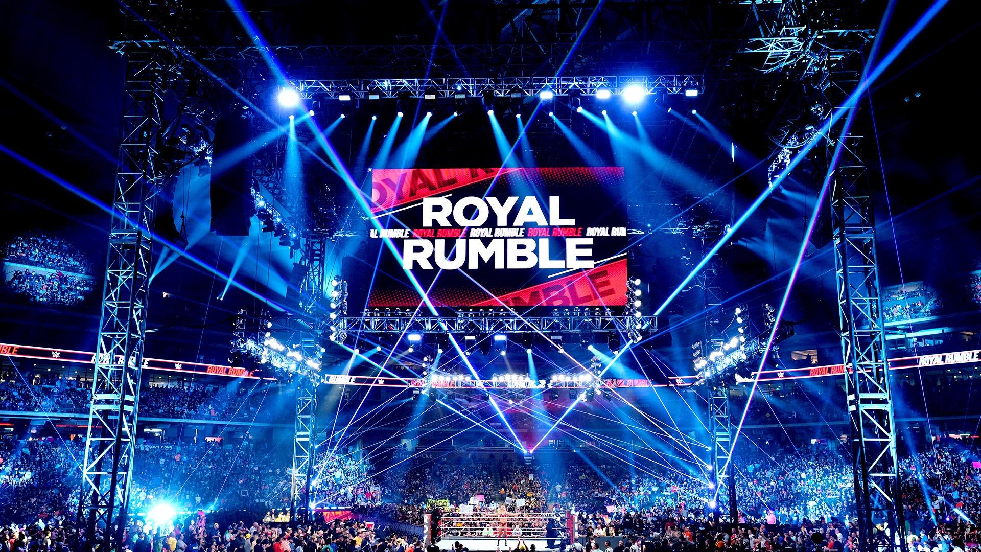 Royal Rumble 2022 será em St. Louis