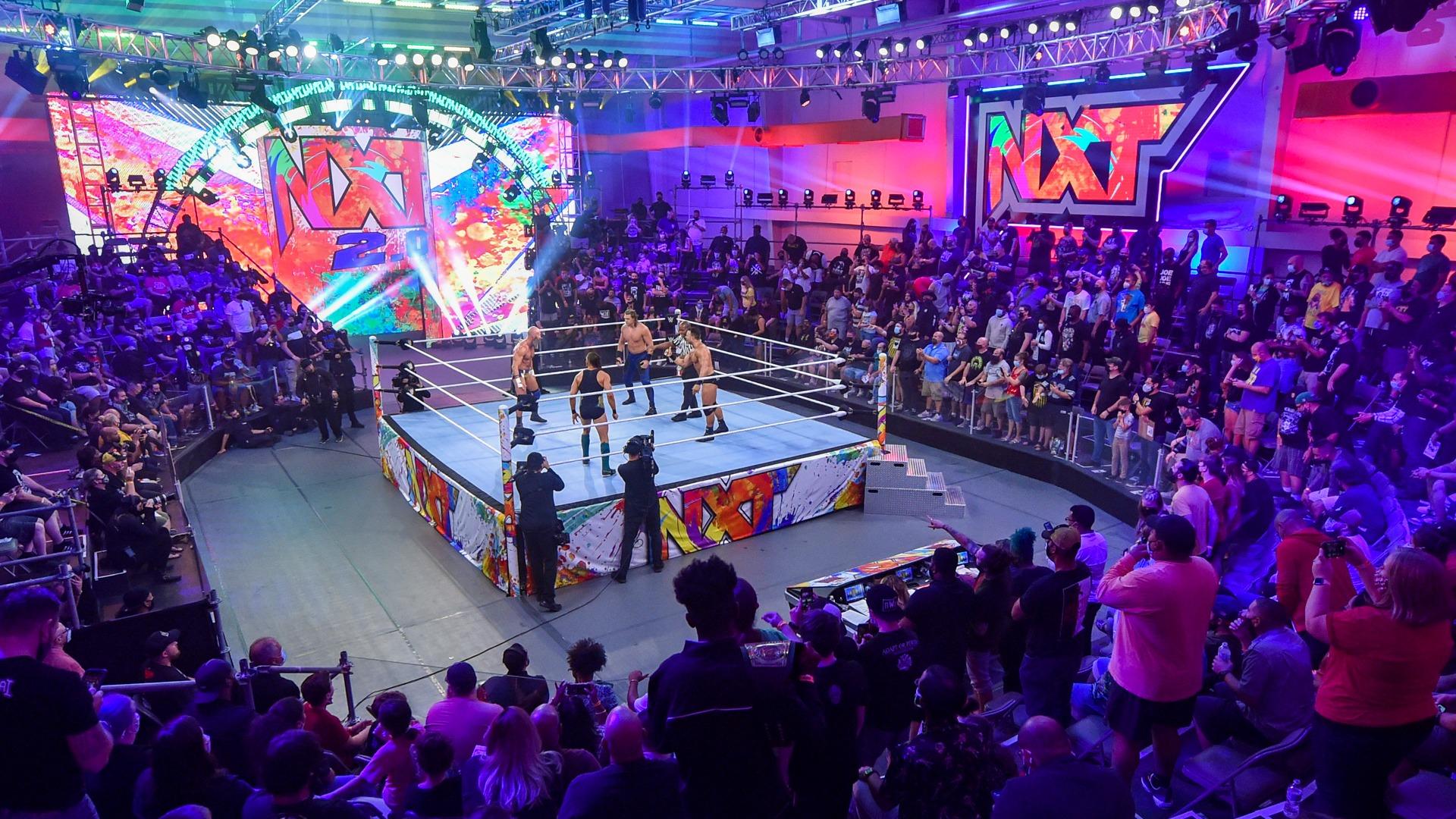 NXT 2.0 será mais ousado segundo Vince