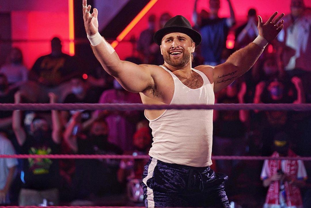 Tony D'Angelo estreia no NXT 2.0 da WWE