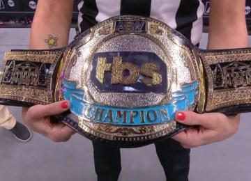 TBS Championship é o novo cinturão da AEW apresentado durante o Dynamite