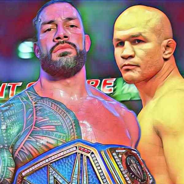 जूनियर डॉस सैंटोस ने सीएम पंक और AEW के बारे में टिप्पणियों के लिए Roman Reigns को लताड़ लगाई।