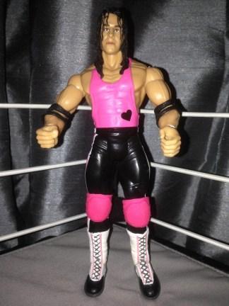 Bret Hart - Classic Superstars Tag Teams 1