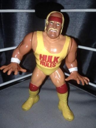 Hulk Hogan - Hasbro #3 with Gorilla Press Slam