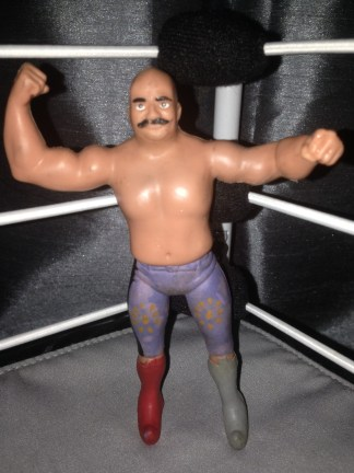 Iron Sheik - LJN Mini Bendie