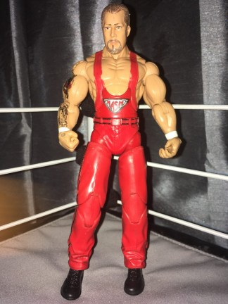 Kevin Nash - Cross The Line 1 Broken Ponytail