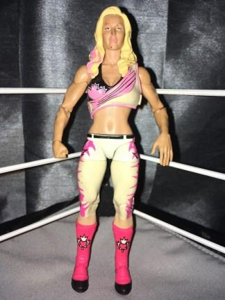 Natalya - WWE Basics 9