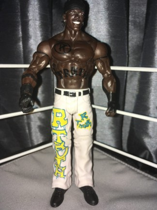 R-Truth -  WWE Basics 31