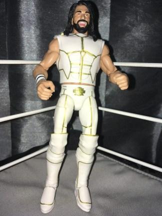 Seth Rollins - Elite 45 With Entrance Vest
