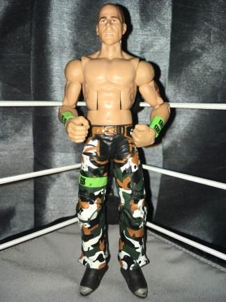 Shawn Michaels - Elite 7 (Broken Neck)