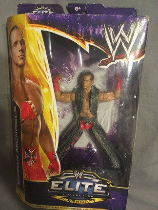 Shawn Michaels - Wrestlemania 30 Limited Edition NEW