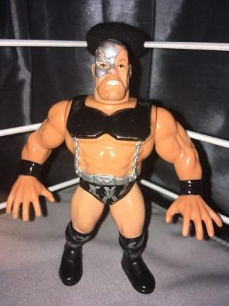 The Warlord - WWF Hasbro