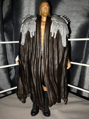 Triple H - Wrestlemania 27 With Robe