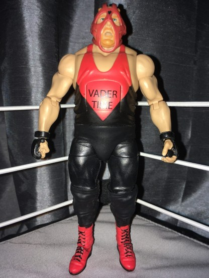Ultimate Warrior - Hall of Fame 1
