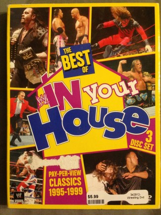 The Best of In Your House 3 Disc Set