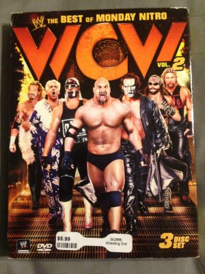 The Best of WCW Monday Nitro Vol. 2 3 Disc Set