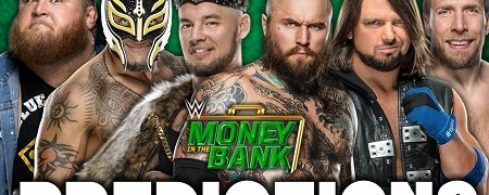 Protected: ENTRIES LIST: WWE Money In The Bank (2020) PPV Predictions Contest